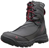 Hot Sale Vasque Men's Arrowhead Ultra Dry Snow Boot,Magnet/Chili Pepper,12 M US