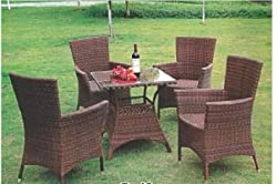SK Outdoor Furniture outdoor chair table set