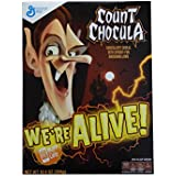 General Mills, Monster Cereal, Count Chocula, 10.4-Ounce Box (Pack of 4)