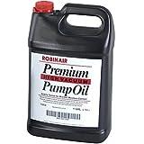Robinair 13204 Premium High Vacuum Pump Oil - 4- one gallon...