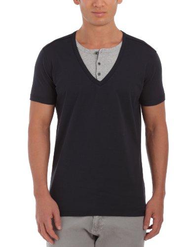 Energie Warrior Men's T-Shirt Navy X-Large
