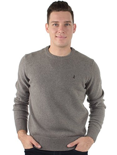 MCS We the people - Pull MCS Ref _ mcs35512 - 18-marron-beige multicolore 2XL