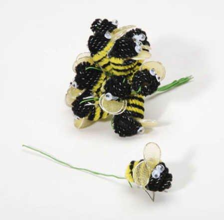 Craft Supplies Bumble Bees