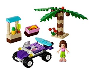 LEGO Friends 41010: Olivia's Beach Buggy