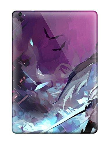 Hot animal bat cape pink pixiv fantasia Anime Pop Culture Hard Plastic iPad Air cases