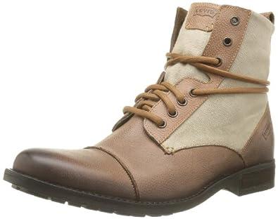 Levi's Maine Lace Up, Boots homme - Marron (Light Brown 26), 40 EU (6 UK)