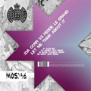 Ida Corr - Let Me Think About It Vinyl - Zortam Music