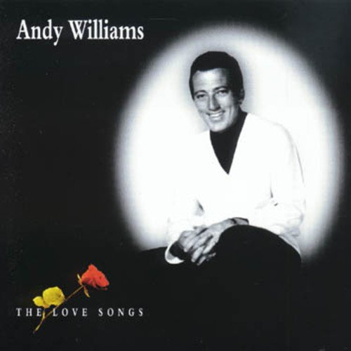 CD : Andy Williams - Love Songs (CD)