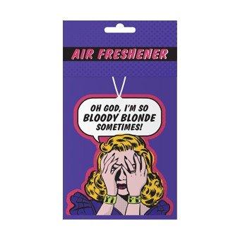 Oh-God-Im-So-Bloody-Blonde-Sometimes-Deodorizzatore
