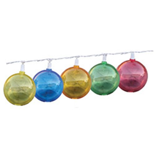 Prime Products 12-9004 Patio Globe Multi-Colored Light