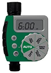 Orbit 91213 One-Dial Garden Hose Digital Water Timer