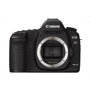 Canon EOS 5D Mark II 21.1MP Full Frame CMOS Digital SLR Camera