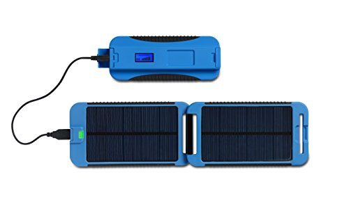 Powertraveller PMEXT004 Extreme 2200mAh Solar Power Bank