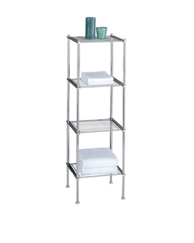 Organize It All Metro 4 Tier Shelf