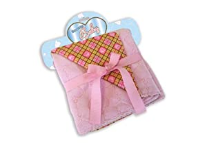 Precision Pet SnooZZy Baby Pet Blankie, 26 by 30-Inch, Pink