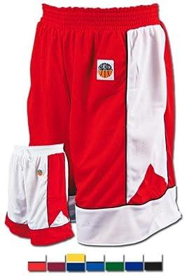 Anaconda Sports® IT-TRRS-Y Italian Reversible Youth Basketball Shorts