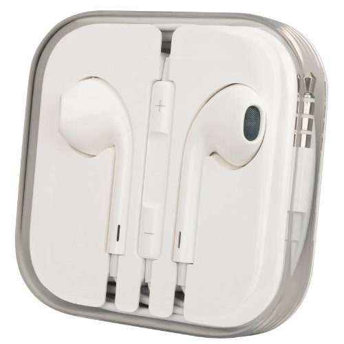 100% Genuine Original Apple Iphone 5 Earbuds Earpods Earphones OEM MD827LL/A