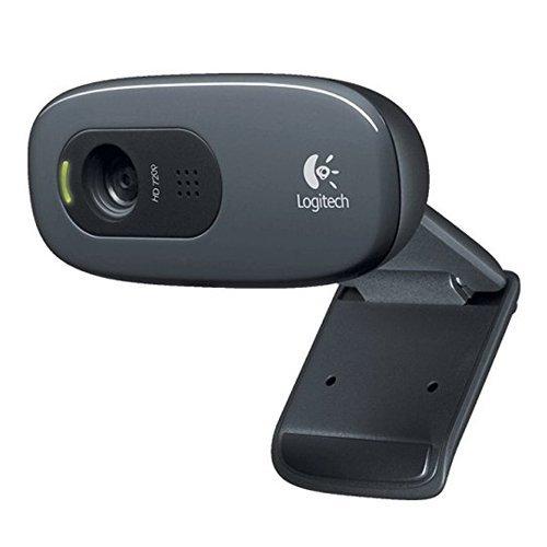 Logitech Webcam HD C270 Vidéo 720p Microphone Intégré