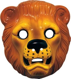 Rubie's Costume Co Animal Mask-Lion Costume