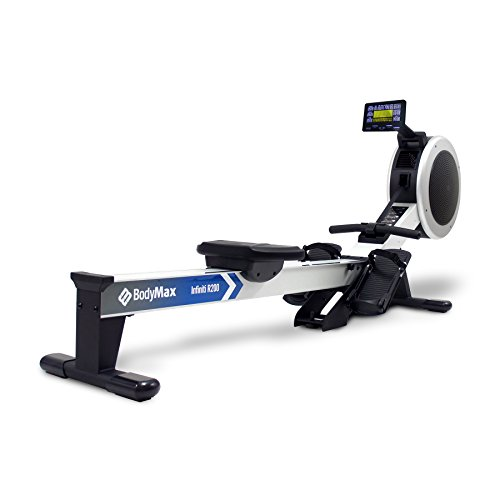 Bodymax Infiniti R200 Commercial Super Rowing Machine