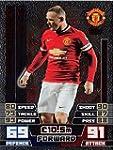 Match Attax 2014/2015 Wayne Rooney 14...
