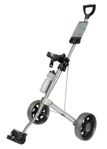 Pinemeadow Sport Golf Pull Cart (Silver)