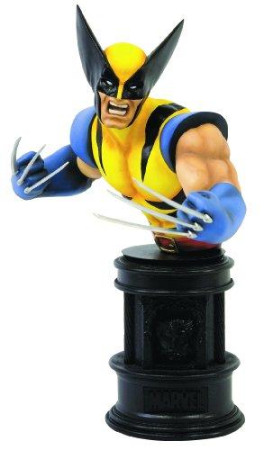 Kotobukiya - X-Men Fine Art buste Classic Wolverine Yellow Suit 23 cm
