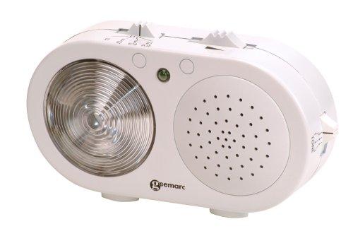 Geemarc CL1 Avviso di chiamata con segnale sonoro e luminoso