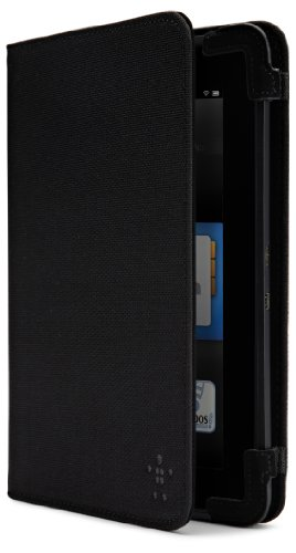 Belkin Classic Case for Kindle Fire HD, Blacktop (will only fit Kindle Fire HD)