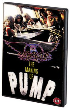 Making Of Pump [DVD] [1999]
