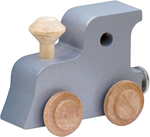 NameTrain Pastel Finish Engine - Made in USA