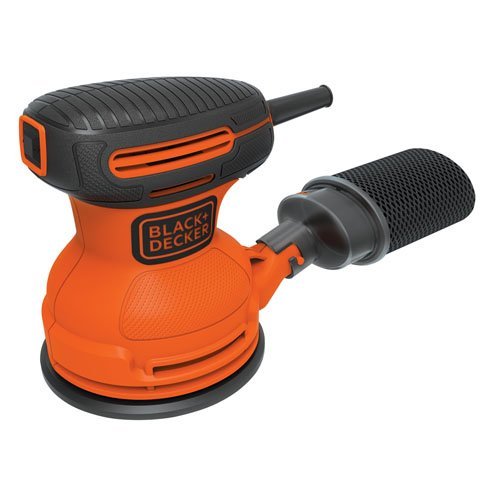 Black & Decker BDERO100 Random Orbit Sander, 5-Inch
