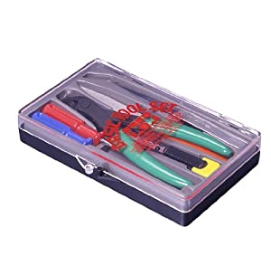 Tamiya 74016 Basic Tool Set
