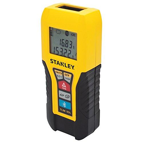 Stanley-Laser-Entfernungsmesser-30-m-Distanzmesser-Flchenmessung-Volumenmessung-STHT1-77343