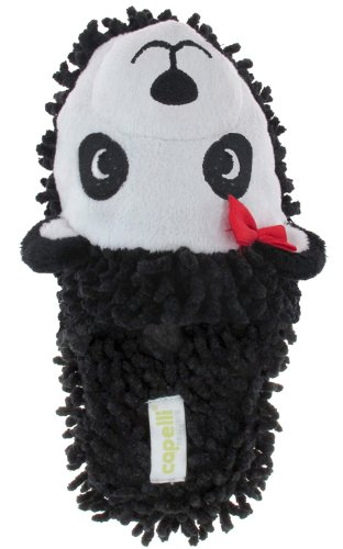 "Cheap Capelli New York ""Cute Panda"" With 3-D Parts And Embroidery Ladies Indoor Slipper (B005MJYZ96)"