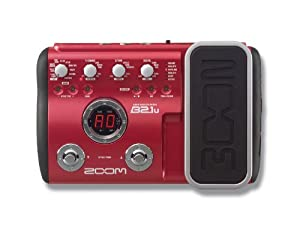 Zoom B2.1U Bass Effects Pedal with USB