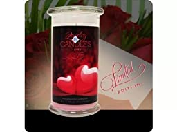 1 X Jewelry in Candles, Love Potion Limited Edition Pink by jic
