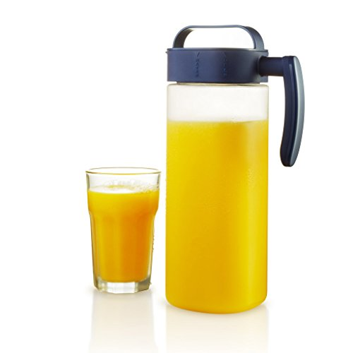 Komax Tritan Clear Large (2.1quart) Water & Juice Pitcher BPA-Free With Airtight Lid Twist and Pour (Airtight Drink Pitcher compare prices)