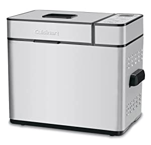 Cuisinart CBK-100 2-Pound Programmable Bread Machine by Cuisinart