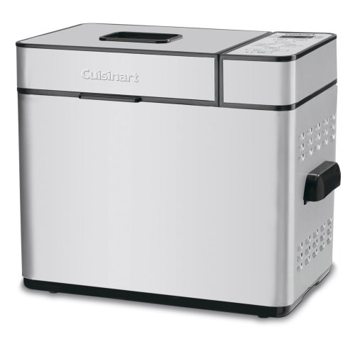 Read About Cuisinart CBK-100 2-Pound Programmable Breadmaker