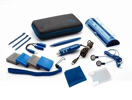 Starter Kit Midnight Blue for DSi XL