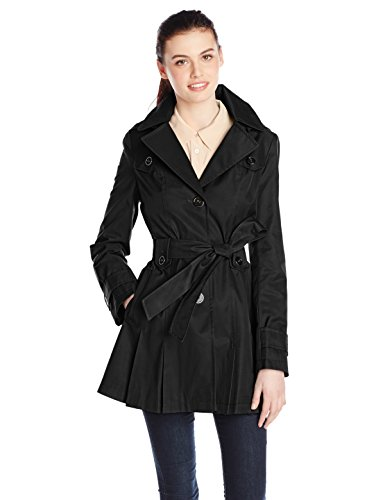 Via Spiga Women's Single-Breasted Belted Trench Coat with Hood via appia пуловер via appia oa644062 800