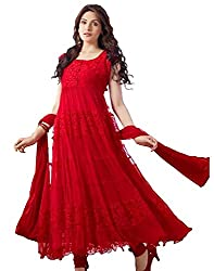 S.B CREATION Red Braso Attractive Dresses(redbraso111_freesize)