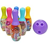 What Kids Want Doc McStuffins Bowling Set
