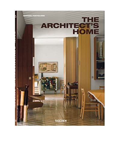 The Architect's Home Hardcover Coffee Table Book