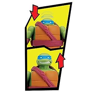 Teenage Mutant Ninja Turtles Head Droppin' Leonardo Figure Action Figure