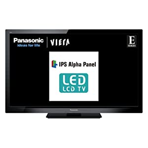 VIERA TC-L42E30 42-Inch 1080p 120Hz LED HDTV by Panasonic