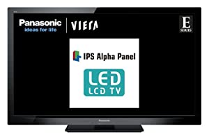Panasonic VIERA TC-L42E30 42-Inch 1080p 120Hz LED HDTV (2011 Model)