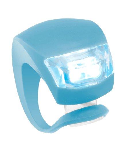 Knog Beetle 2-Led Bicycle Light (Headlight, Light Blue)