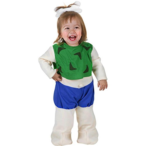 Stoneage Baby Pebbles Costume (Size: 18 Months)